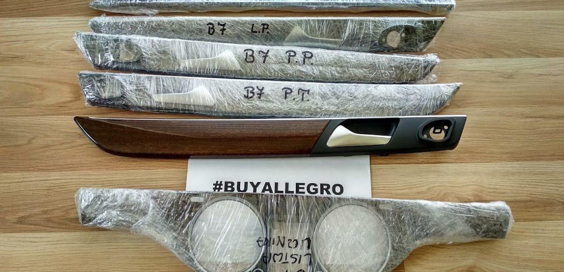 Allegro pl на русском товары для тюнинга