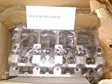 Доставка головки блоков цилиндра двигателя из Польши